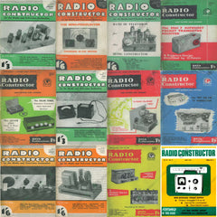 Radio Constructor Magazines Ultimate Collection  408 PDF Issues on DVD