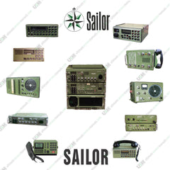 SAILOR Ultimate Marine Radio Operation Repair Service Manuals & Schematics