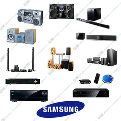 SAMSUNG  Ultimate AUDIO & VIDEO  repair service manuals on 2 DVDs