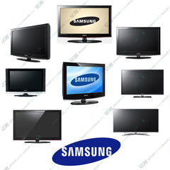 SAMSUNG   Ultimate  TV  LCD  PLASMA  LED  repair service manuals  (PDFs on  DVD)