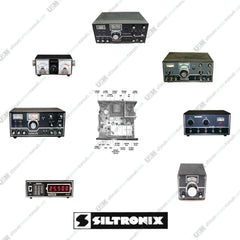 Siltronix  Ultimate Ham Radio Operation, Repair Service Manuals & Schematics