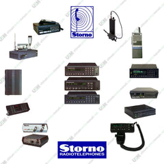 STORNO  Radios Ultimate Instruction & Service  Repair Manuals on 2 DVDs