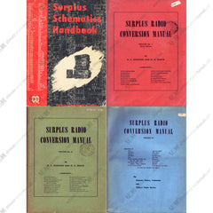 Surplus Radio Conversion Schematics Handbook Manual Ultimate Collection Digital delivery