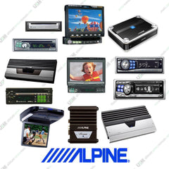 ALPINE Ultimate car radio repair & service manuals