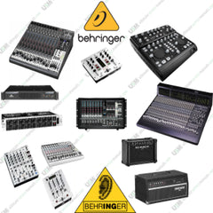 BEHRINGER  repair schematics  (not service manual)