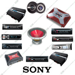 SONY  Ultimate  CAR AUDIO repair service manuals & schematics