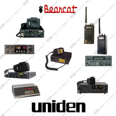 Uniden  Bearcat  Ultimate Operation & Service  Repair Manuals
