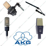 AKG Service Manuals & schematics