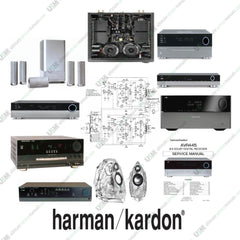 Harman Kardon repair schematics & service manuals