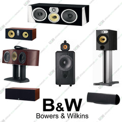 B&W  Bowers & Wilkins Ultimate owners, service manuals, brochures & drawings