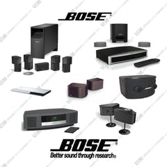 BOSE Ultimate owners & repair service manuals (510 PDF on DVD)