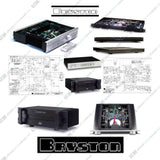 Bryston Ultimate user schematic repair service manuals on DVD