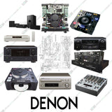 DENON Ultimate repair & service manuals
