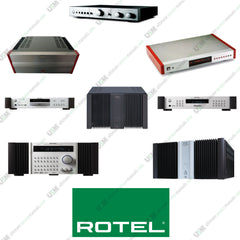 Rotel  Ultimate Service, Owner manual & Schematics