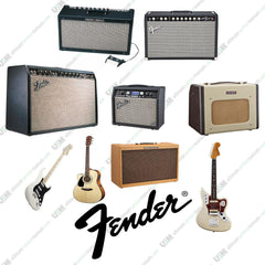 FENDER Ultimate owners, repair & service manuals