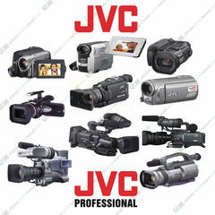 JVC Camcorder Ultimate repair service parts schematics manuals