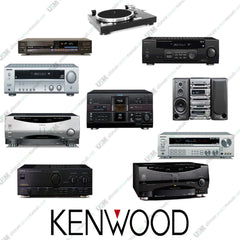 Kenwood Ultimate AUDIO repair service manuals & Schematics