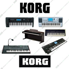 KORG Ultimate repair service & schematics manuals
