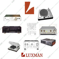 LUXMAN  Ultimate  repair schematics & service manuals
