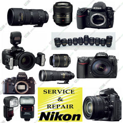 Nikon , Coolpix, Nikonos  Ultimate Operation, repair, parts and service manuals
