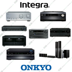 ONKYO & INTEGRA Ultimate repair schematics & service manuals