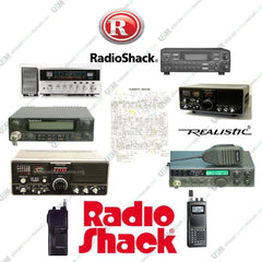 Realistic Radio Shack Ultimate UHF/VHF CB radio Owners & repair service manuals