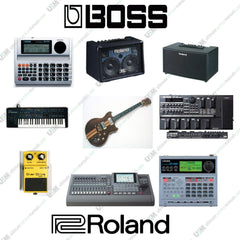 ROLAND & BOSS Ultimate repair service manuals notes