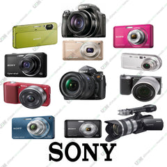 Sony Ultimate Digital Camera Repair Service Manuals ( DSC NEX DSLR A700 A900)