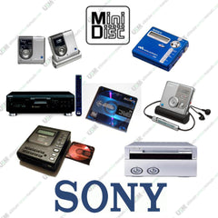 Sony Minidisc Ultimate repair service manuals