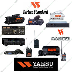 Yaesu Vertex Standard Horizon Ultimate repair service, owner manuals & schematics