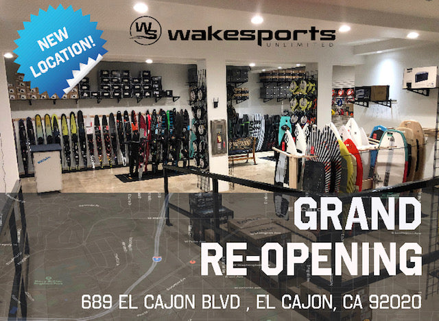Wakesports San Diego Grand Re-Opening