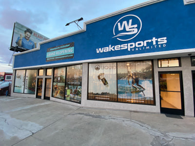 Wakesports Unlimited has a new San Diego location in El Cajon