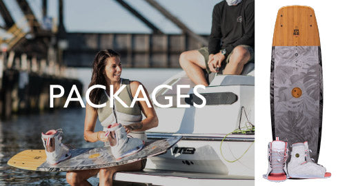 Wakeboard packages collections banner image