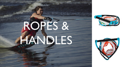 Waterski Ropes and Handles collection banner image