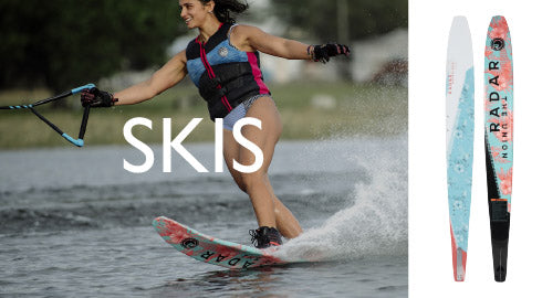 water skis collection banner image