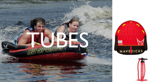 HO sports inflatable tubes collection banner image
