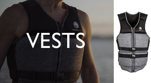 Wakeboard and Waterski vests collection image
