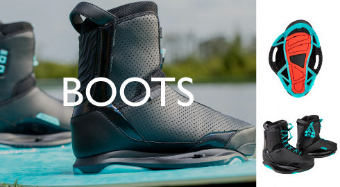 ronix wakeboard boots collections banner image