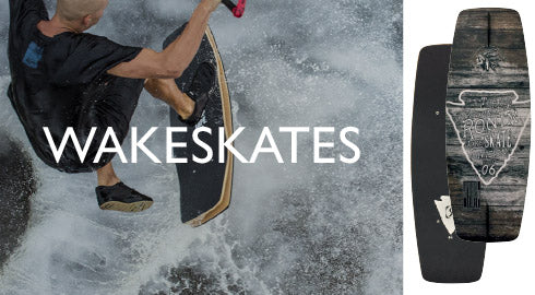 ronix wakeskates collection banner image