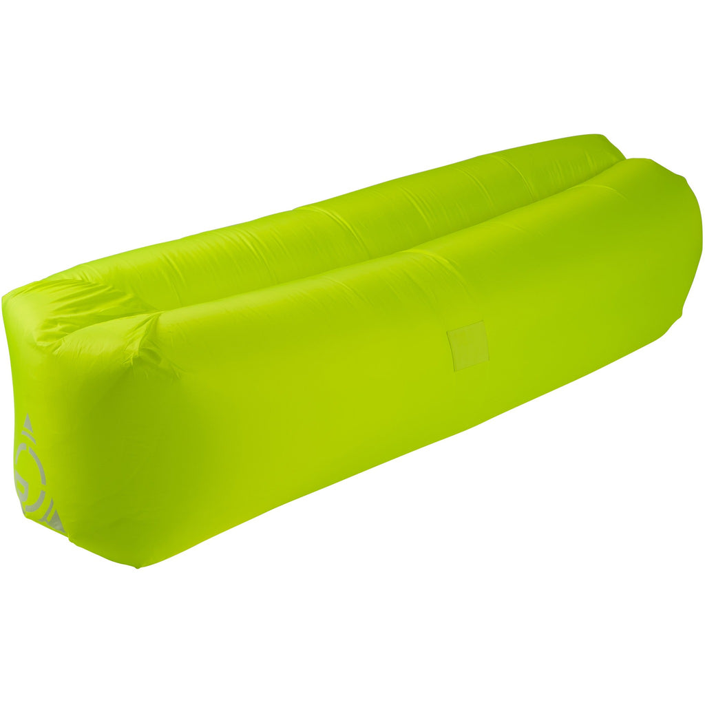 Radar Air Sofa w/ Cup Holder- GP Yellow - Wakesports Unlimited
