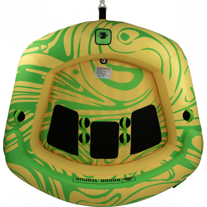 2020 Radar Tea Cup 3 Person Towable Tube - Wakesports Unlimited