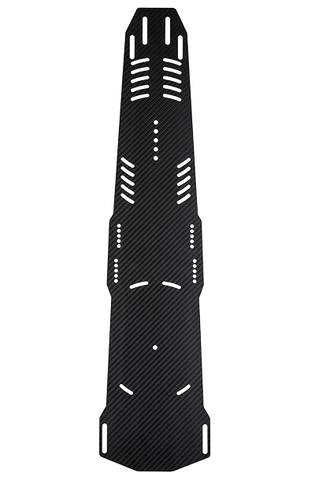 2020 Radar Carbon/G10 Sequence Plate - Wakesports Unlimited