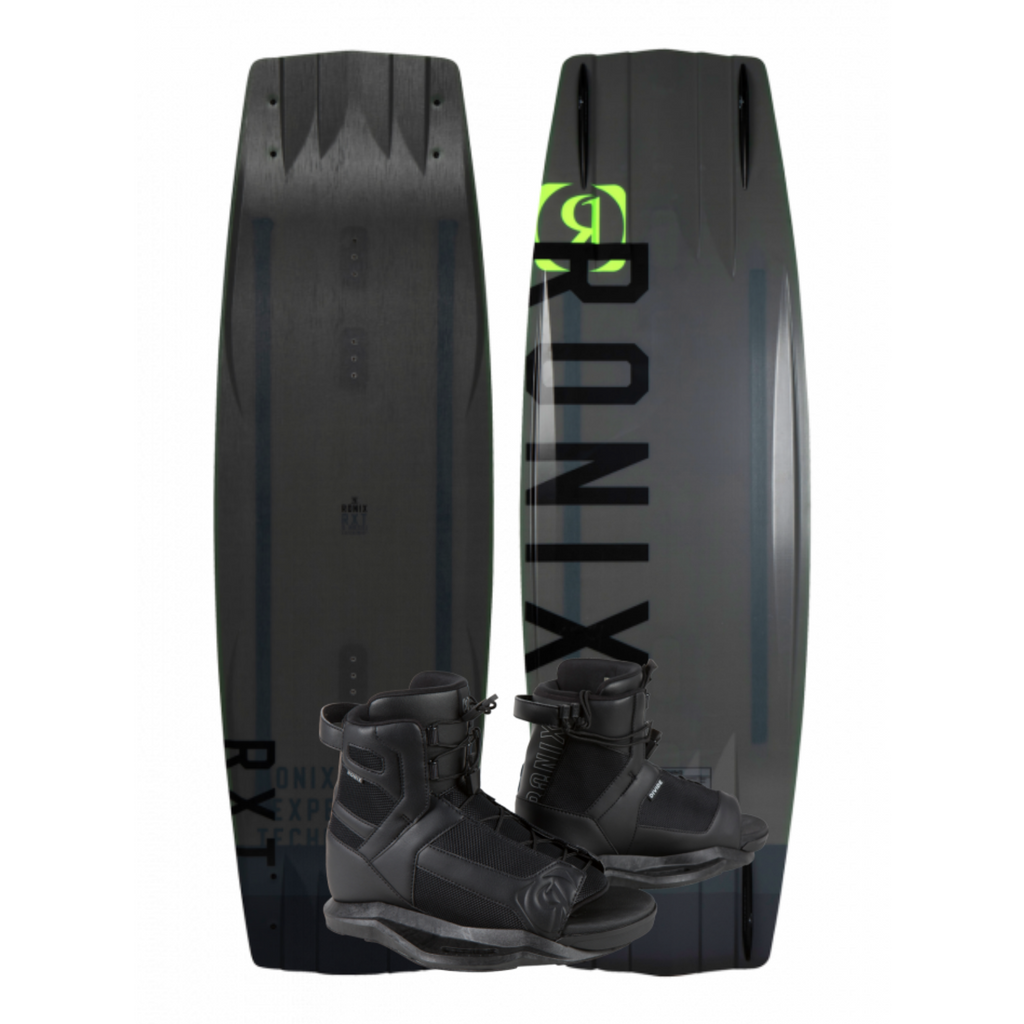 2021 Ronix RXT Wakeboard With Divide Bindings - Wakesports Unlimited