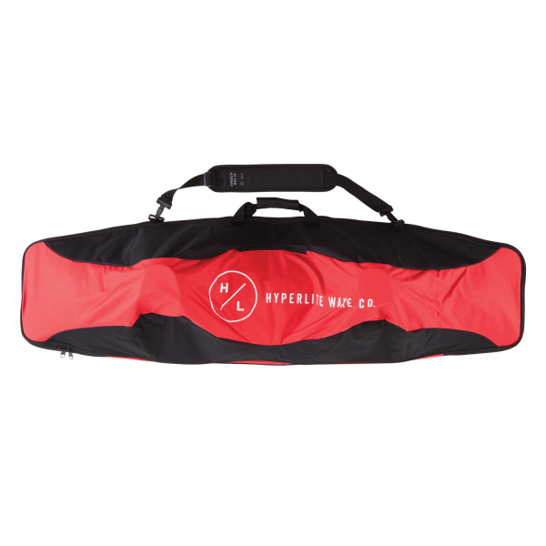 2021 Hyperlite Essential Bag Red - Wakesports Unlimited
