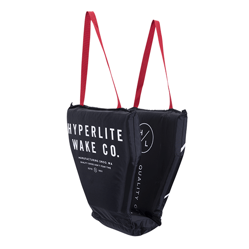 Hyperlite Cove Cushion Black - Wakesports Unlimited