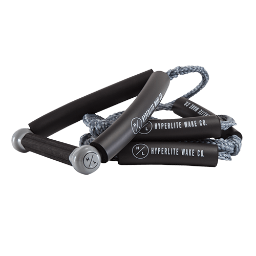 2021 Hyperlite Surf Rope w/ Grey Handle