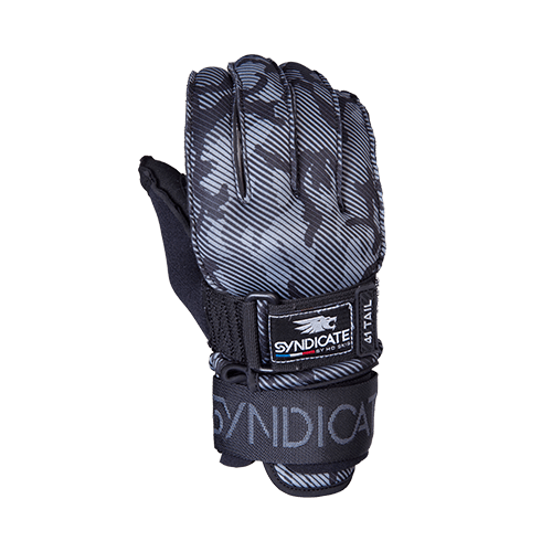 2021 HO 41 Tail Inside Out Water Ski Gloves