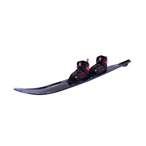 2021 HO Women's Carbon Omni With Double FreeMAX Bindings - Wakesports Unlimited