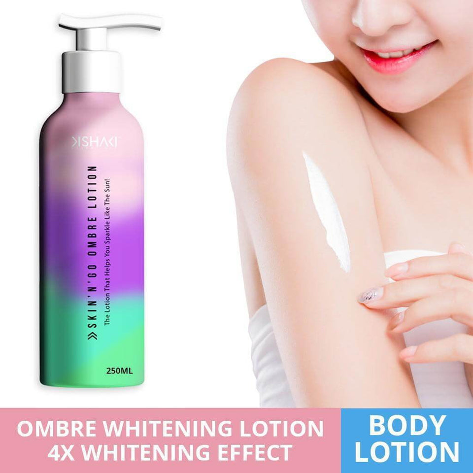 Kishaki™ Essentials - Skin N' Go Whitening Lotion SPF 50+