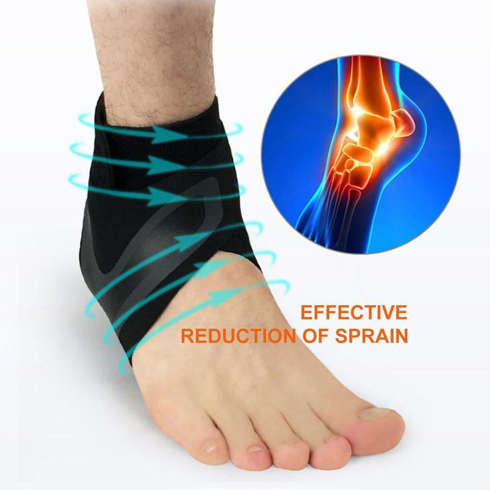 Guard Band™ Ankle Support - 1 Pair (Left & Right)